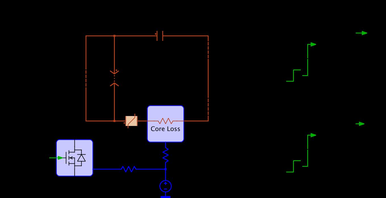 Boost Converter Diagram New Era Of Wiring Campro Ecu Plecs Plexim Buck Circuit Block